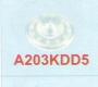 A203KDD5 | Agie Water Nozzle 15 Ø X 5L X 0.5 Ø