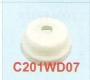 C201WD07   Charmilles Water Nozzle 35 Ø X 7 Ø X 16L