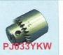 PJ033YKW | Drill Chuck (YUKIWA) SIZE : 0.5 ~ 3.0mm
