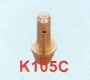 K105C210 | Sodick Wire Guide (High-Long) Ø0.210