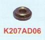 K207AD10 | Sodick Water Nozzle (Black) 10 Ø