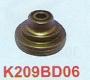 K209BD02 | Sodick Water Nozzle (Black) 2 Ø