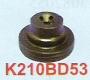 K210BD53 | Sodick Water Nozzle (Black) 3 Ø