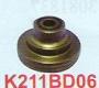 K211BD06 | Sodick Water Nozzle 6 Ø (Black)