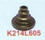 K214L605 | Sodick Water Nozzle (Extend Length) (Black) 6 Ø + 5mm