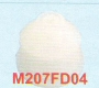 M207FD04 | Accutex Water Nozzle 4 Ø (Plastic) With Groove