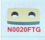 N0020FTG | Makino Power Feed Contact 10 X 19 X 4t A002