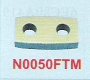 N0050FTM | Makino Power Feed Contact 10 X 19 X 4t A005