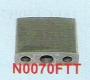 N0070FTT | Makino Power Feed Contact 7 X 22 X 16t A007