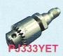 PJ333YET | Drill Chuck (YUKIWA) SIZE : 0.5 ~ 3.0mm